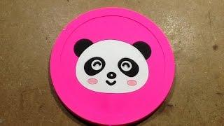 Pink USB panda versus 240V.