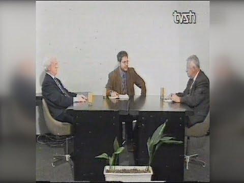Ekskluzive në Zona e Debatit: Adem Demaçi dhe Fehmi Agani në vitin 1998 - 28.12.2017 - Klan Kosova
