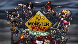 Monster Madness: Battle for Suburbia (2007) - PC Game Review
