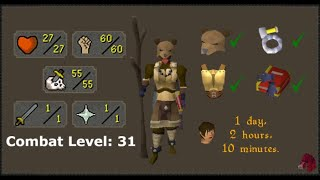 The Perfect Obby Mauler From Scratch In 26 Hours | OSRS