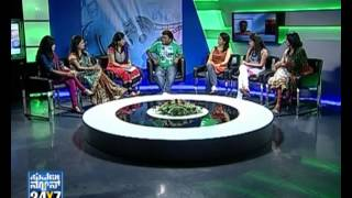 Seg_ 1 - Saadhu with Suvarna girls - 16 Sep 12 - Suvarna News