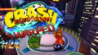 Atajo en el futuro/Crash Bandicoot: Warped #24