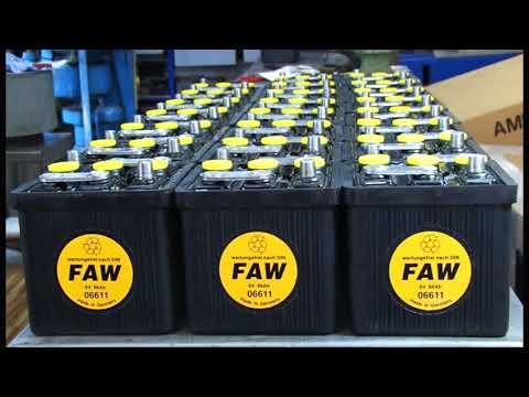 Oldtimer Batterien: Herstellun...