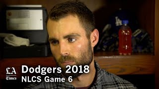 Dodgers NLCS 2018: Chris Taylor on how the Dodgers will approach Game 7
