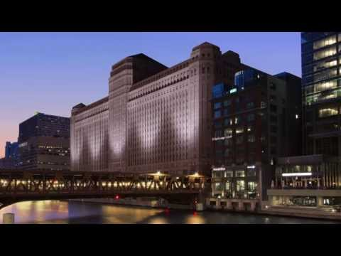 Choose Chicago: Lighting & Tourism