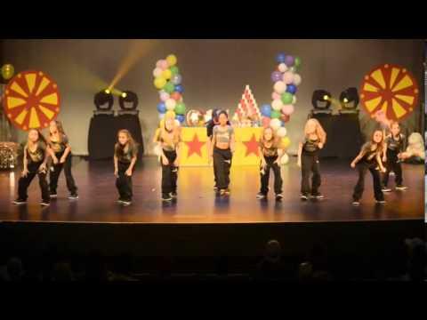 Studio de Danse Movin'UP 2013 - Rebelz . Get involved