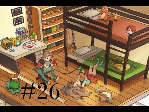 Let's Play Pokemon Fire Red, Ft. the Ladyfriend, Part 26 – Visiting Bruce & Jackie