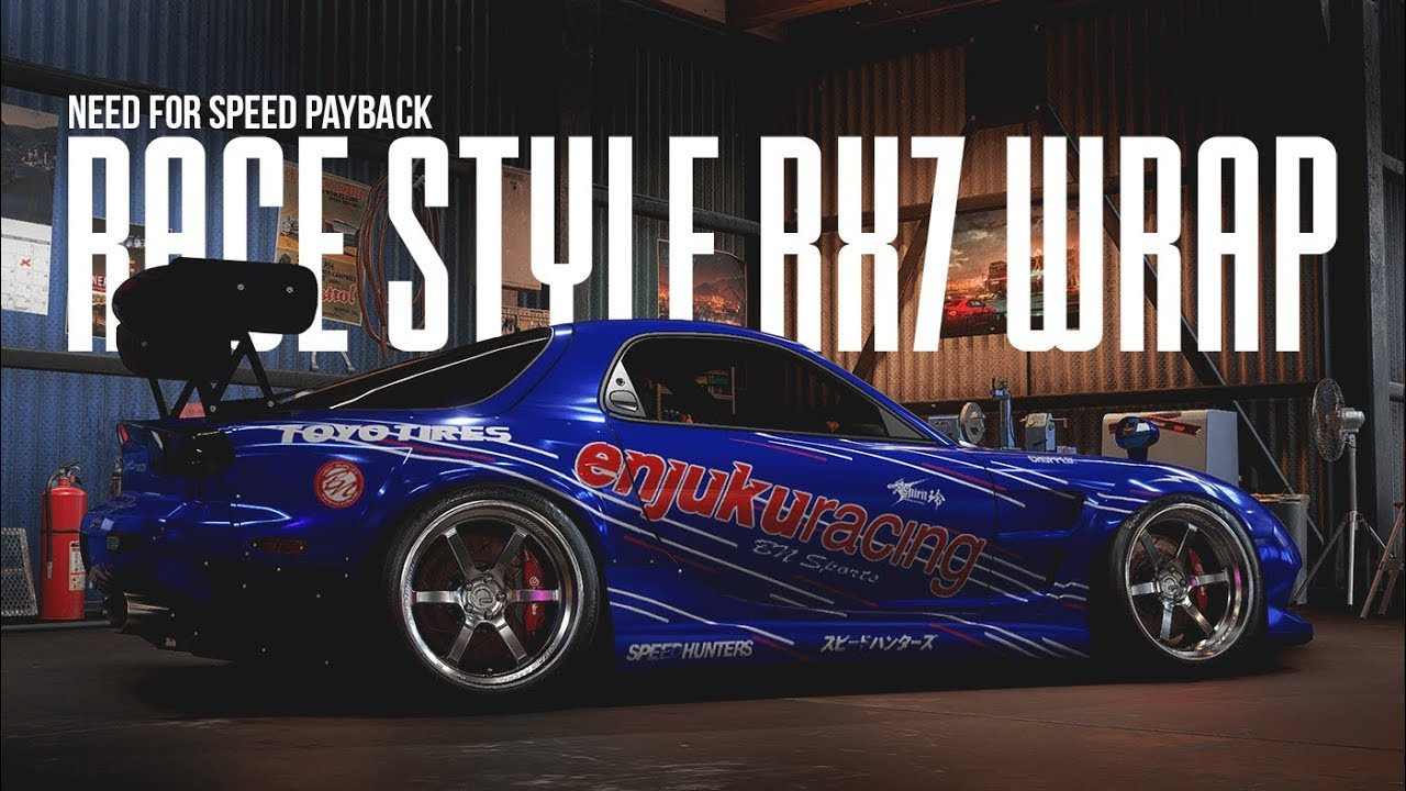 how to get an rx7 in need for speed payback