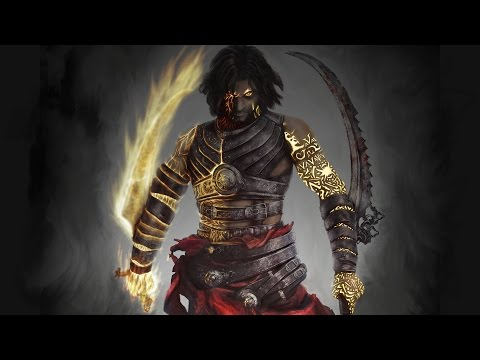 Prince of Persia Warrior Within Full Movie All Cutscenes