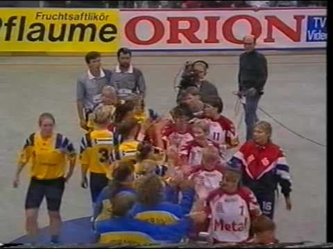 Danmarks Jernhårde Ladies - EM-triumfen 1994
