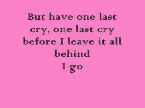 YouTube   one last cry by westlife lyrics