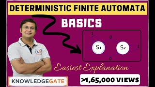 Deterministic Finite Automata | DFA  | TOC| | REGULAR LANGUAGE | AUTOMATA THEORY | part-11