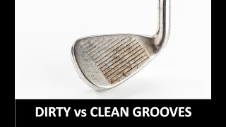 Dirty vs Clean Fące Grooves