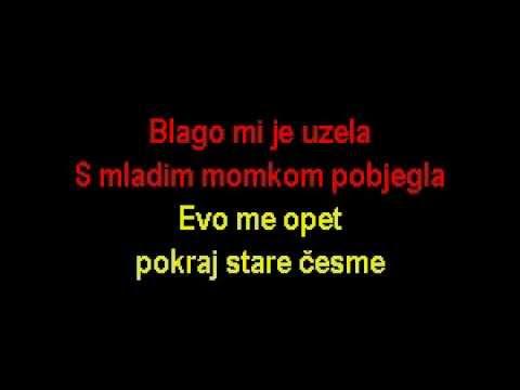 Karaoke - Halid Beslic - Esma [Gitars]