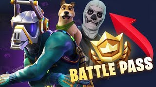 *NEW* SEASON 6 BATTLE PASS!! SKULL TROOPER RETURNING!?!? - Fortnite: Battle Royale!