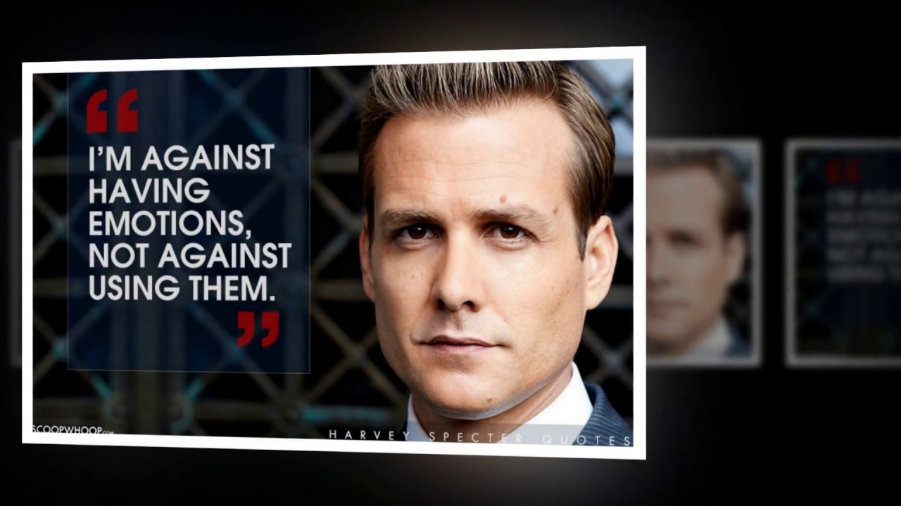 Highlander Quotes Harvey Specter Best Quotes Ever  Motivation Quotes Suits Tv
