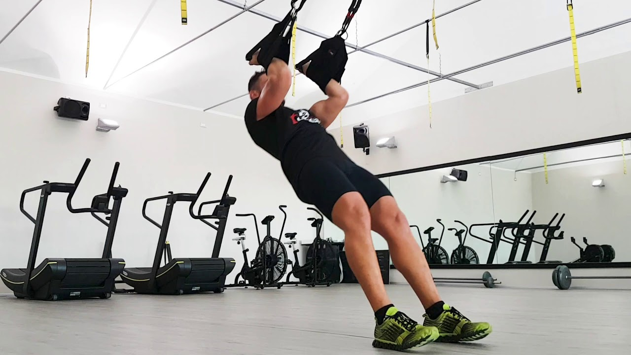 4D Pro Bungee Fitness - YouTube