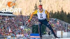 Biathlon-Weltcup in Ruhpolding: Doll sprintet aufs Podest | SPORTextra - ZDFsport