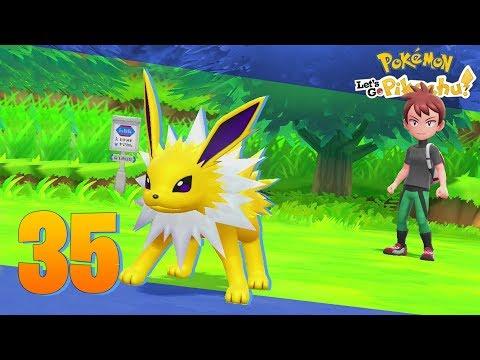 Pokémon Lets Go Ep.35 - FOLAGOR vs HATER