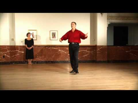 how to dance hover cross foxtrot