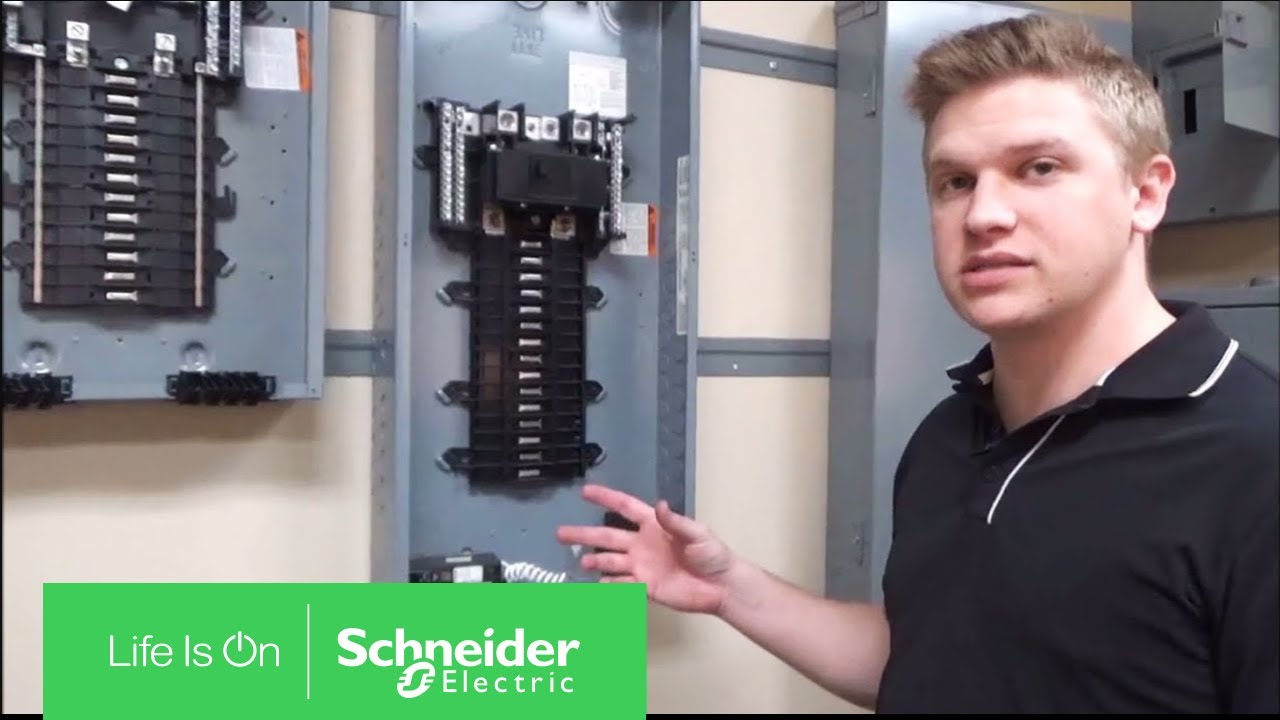 Installing Qot Tandem Circuit Breakers In Qo Load Centers Automotive Panel Mount 15 Amp Schneider Electric Support