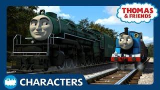 Meet Sam A New Friend On Sodor Meet The Engines Thomas Friends