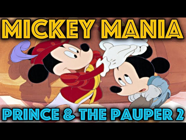 """Playing my own game - Mickey Mania """"Prince & The Pauper"""" Level - Part 2"""