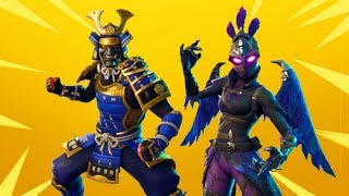'NEW' SKINS FILTERED IN FORTNITE! NOUVEAU SKINS EN FORTNITE