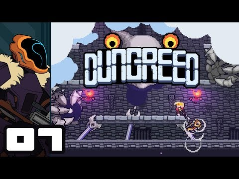 Let's Play Dungreed - PC Gameplay Part 7 - Merry Crimmus!