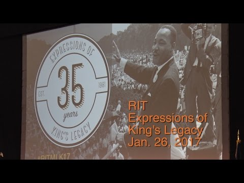 2017 Expressions of King's Legacy at RIT