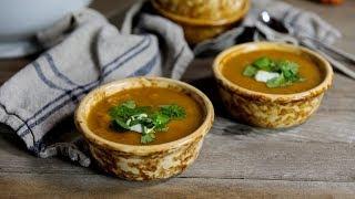 Slow Cooker Squash Soup