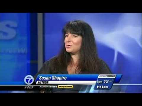 Susan Shapiro on Channel 7 Detroit