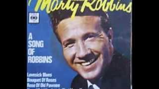 Watch Marty Robbins Ill Go On Alone video
