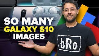 Samsung Galaxy S10 leaks for the millionth time (Alphabet City)