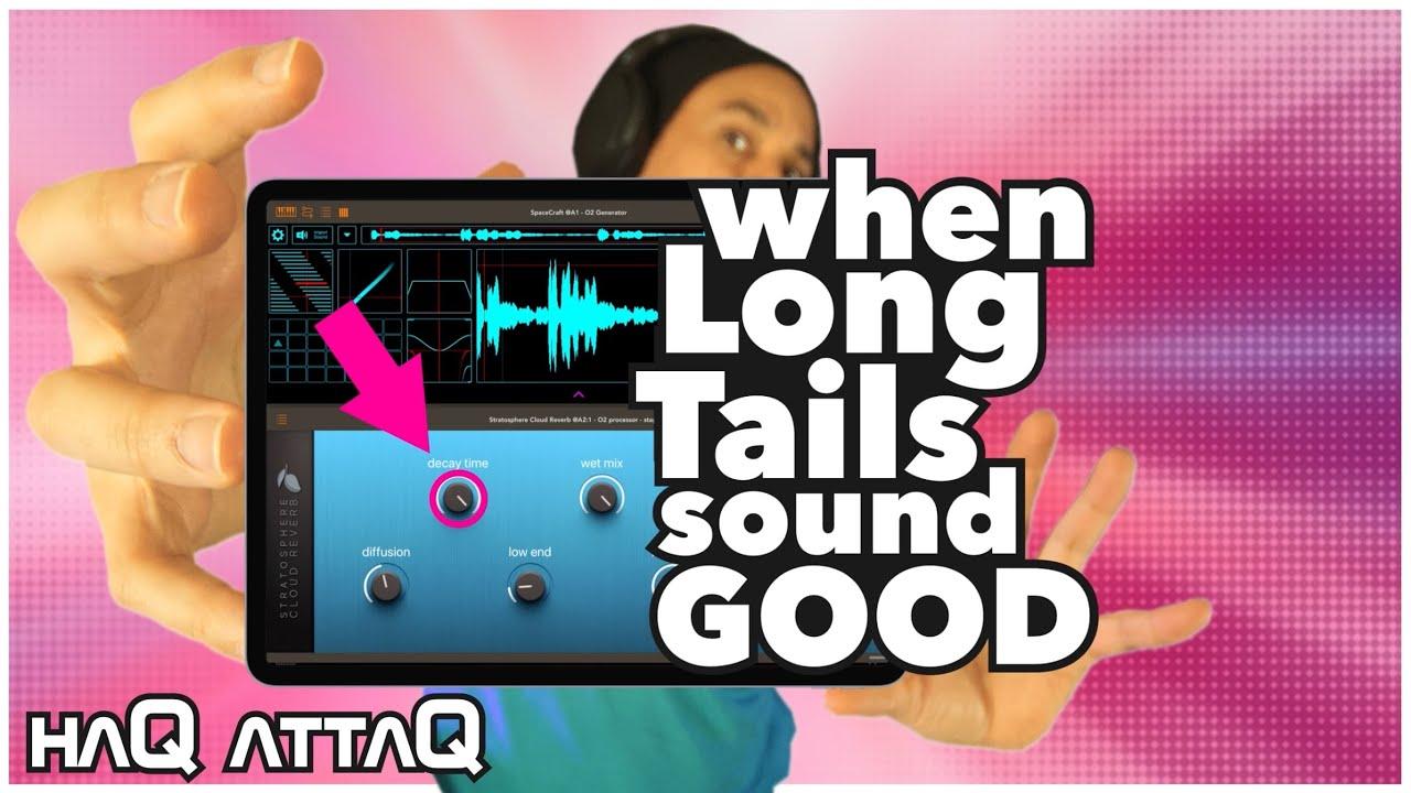 Perfect Wall of Sound Reverb App | haQ attaQ