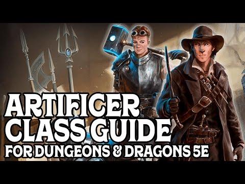 Artificer Class Guide