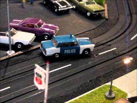 Dukes Of Hazzard : Adventure To Capital City. Slot Car Style
