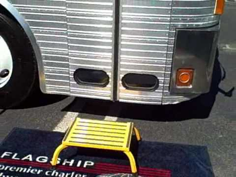 How To Pick A Safe Bus Step Stool Youtube