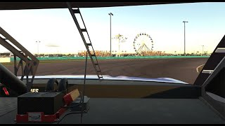 Take a lap with iRacing around the Daytona Road Course layout