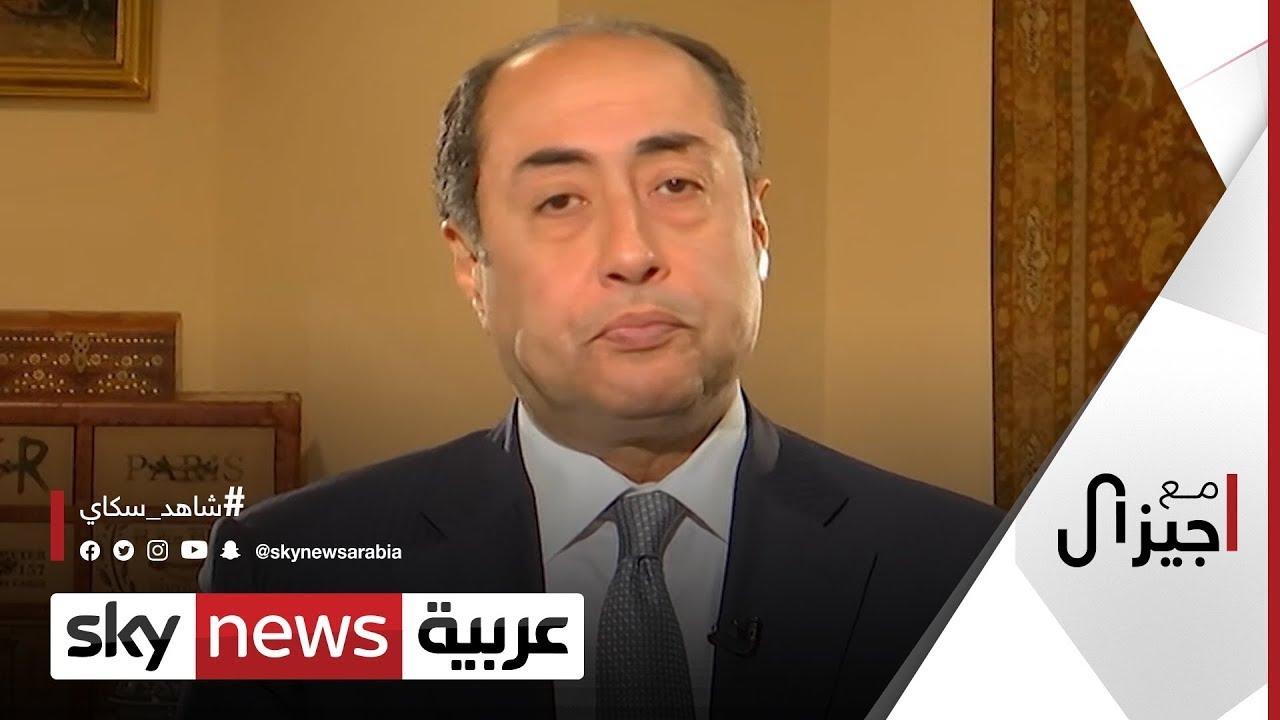 هل الجيش اللبناني قادرعلى حماية الدولة؟ | #مع_جيزال  - نشر قبل 4 ساعة