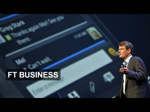 Will BlackBerry survive as an independent company?