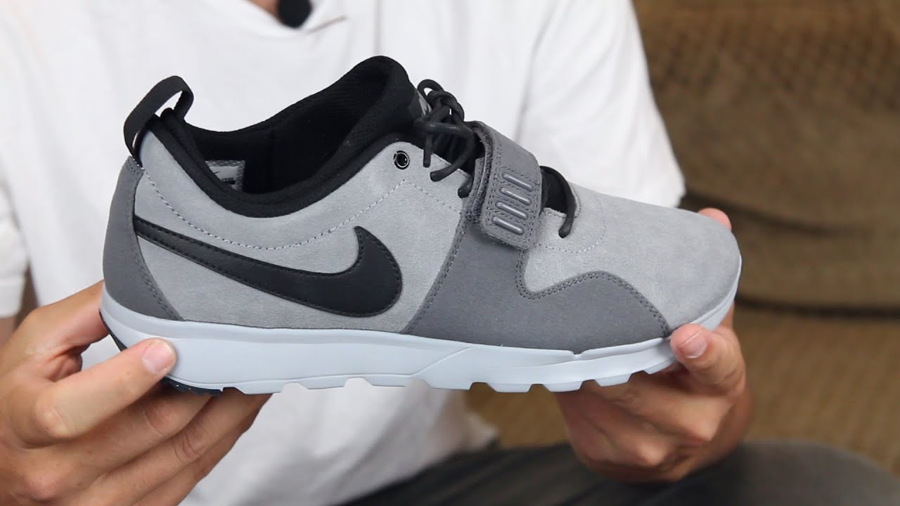 nike sb trainerendor shoes review