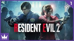 Twitch Livestream | Resident Evil 2 (2019) Leon A Full Playthrough [Xbox One]