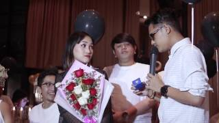 SURPRISE BIRTHDAY PARTY AND ........... ( 21 feb 2017 )
