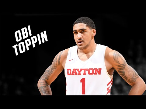 Obi Toppin || Dayton Flyers || Official Freshman Year Highlights