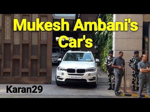 MUKESH AMBANI CAR | KARAN29