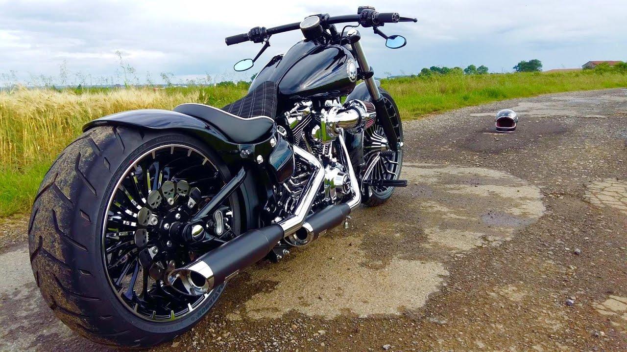 Harley Davidson Breakout  Youtube