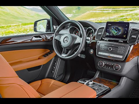 Mercedes Amg Gls Interior 2017 New Gl 2016 Commercial Carjam Tv Hd You