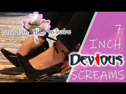 Devious SCREAM-2027 Scream Single Soles