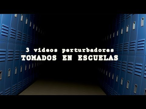 3 videos misteriosos en escuelas